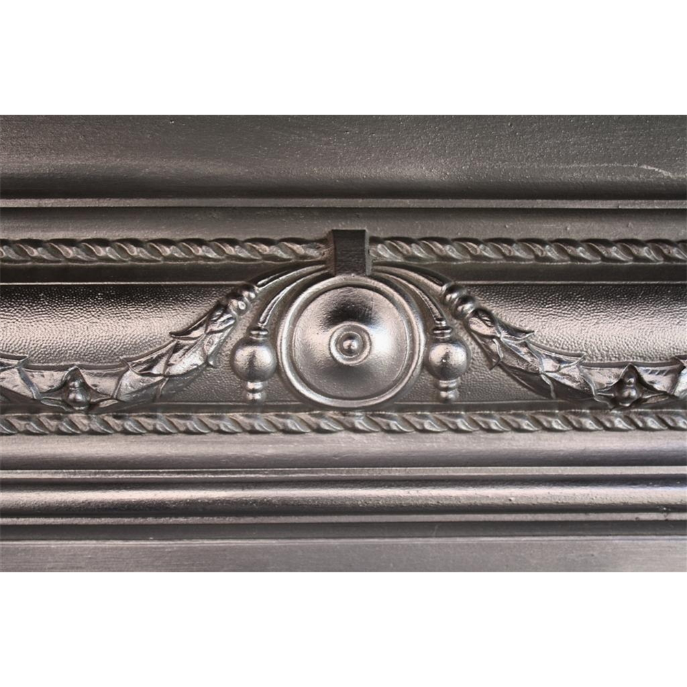 Victorian Fire Surround in Cast Iron