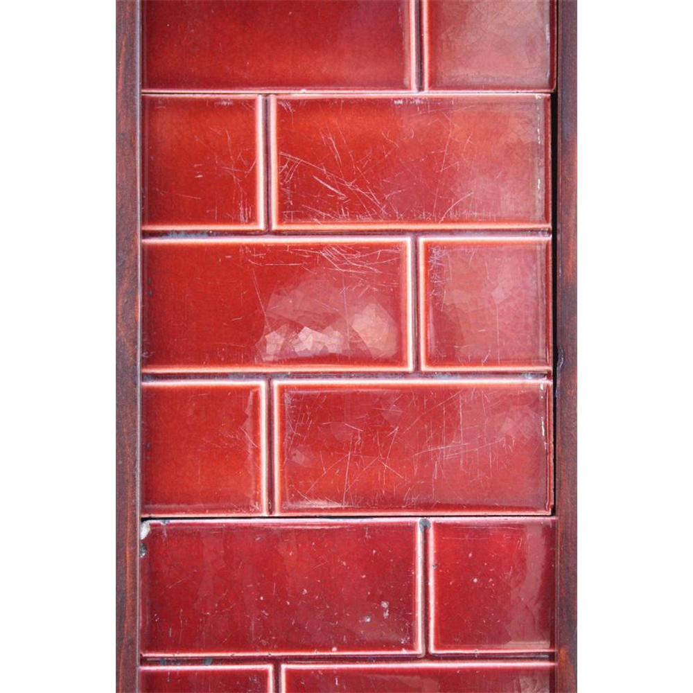 Original Edwardian Ceramic Fireplace Tiles,