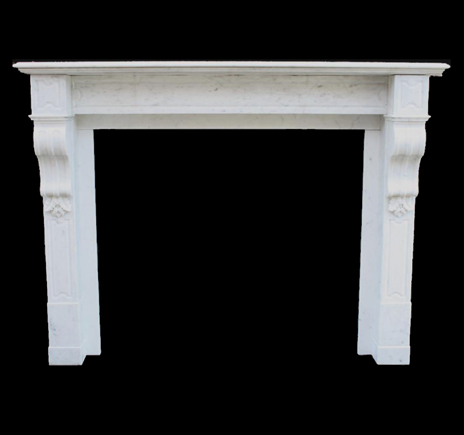 Louis 15th and Louis 16th Antique Fireplaces (1710 - 1793)