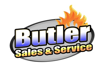 Butler Stove Glass