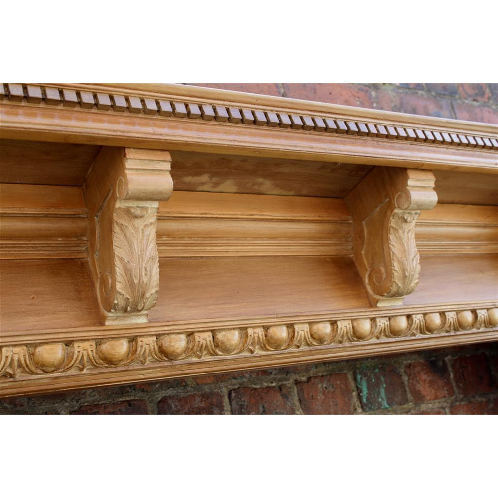 Original Victorian Reclaimed Antique fire surround Georgian style