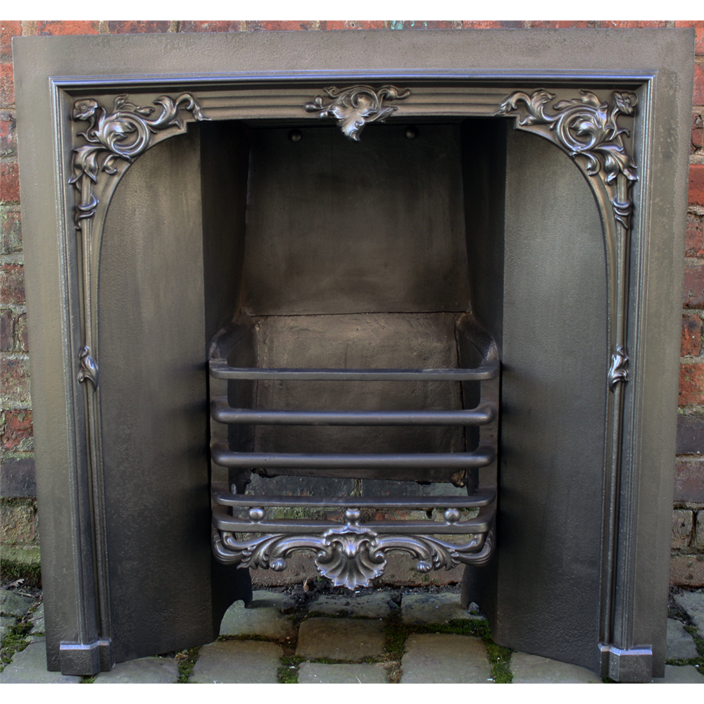 Original Coalbrookdale Register Grate