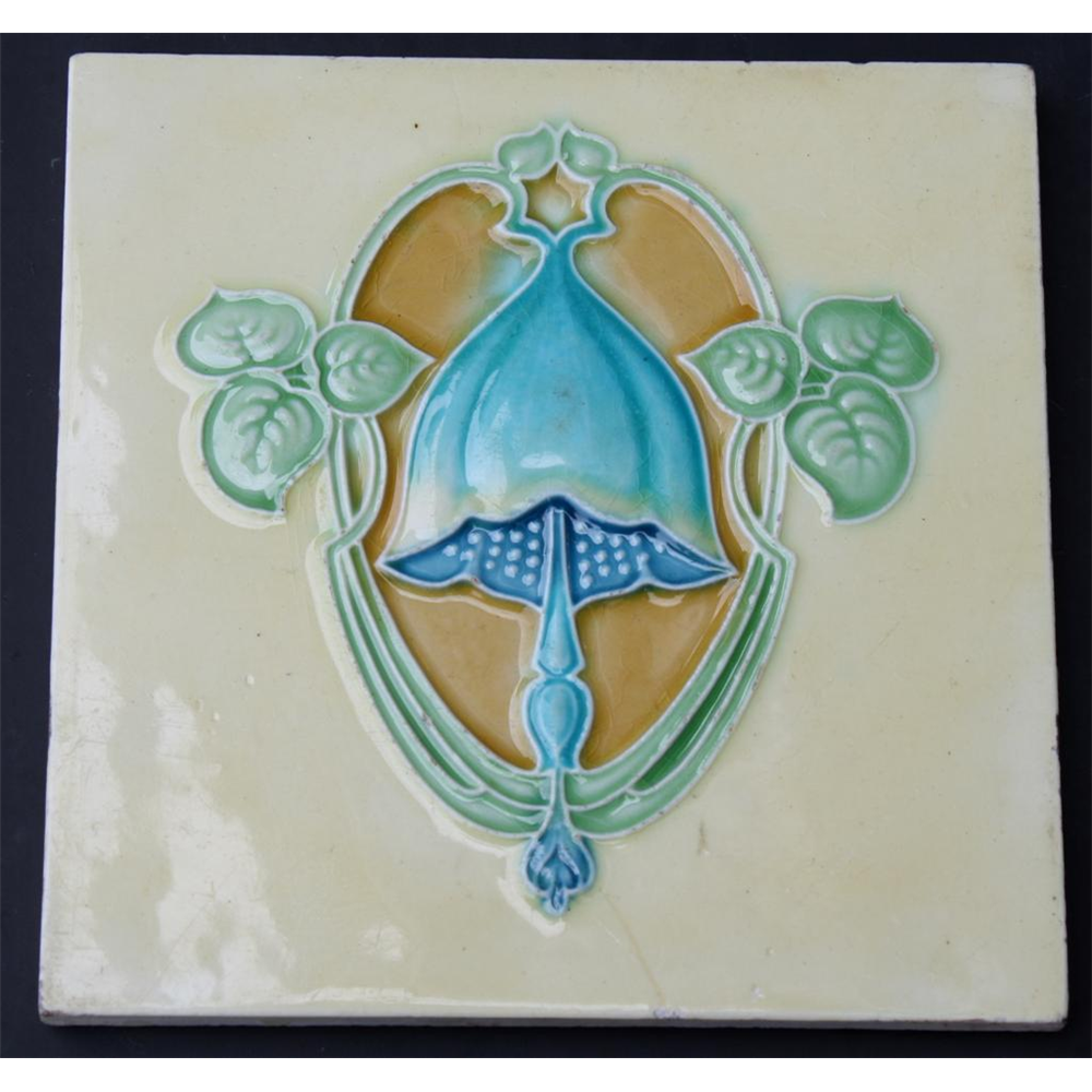 Victorian Fireplace Tiles In Ceramic Wade