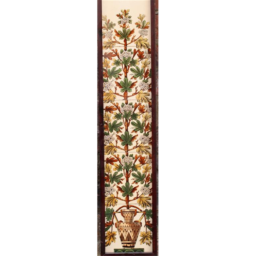 Victorian Fireplace Tiles In Ceramic Fireplace Tiles
