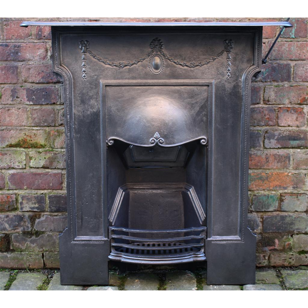 Edwardian Bedroom Fireplace