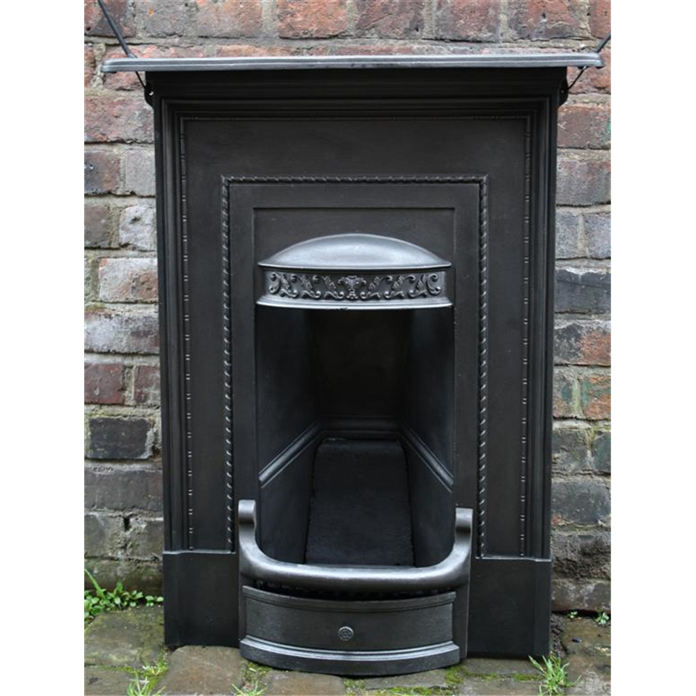1920'S Art Deco Combination Fireplace