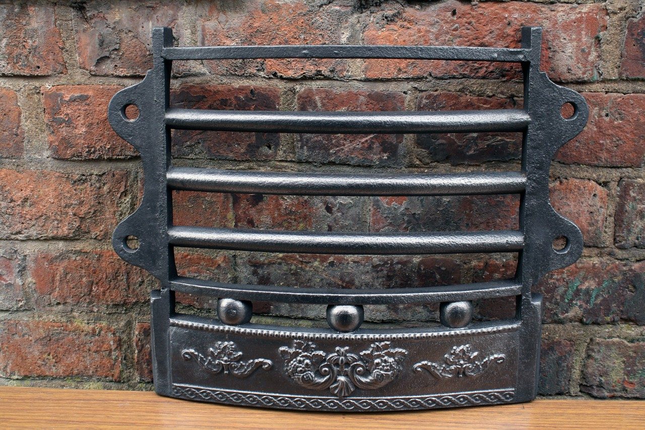 Antique fire front