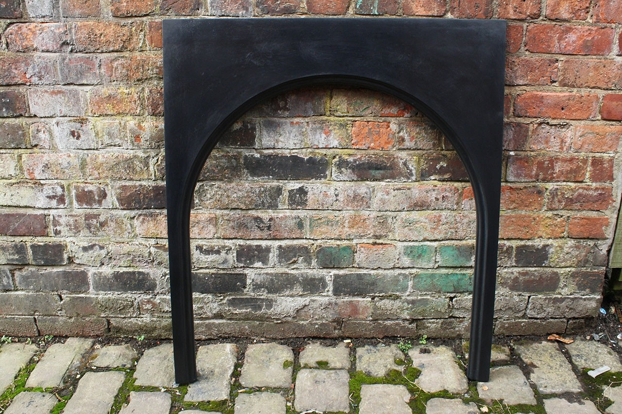 Antique Reclaimed Cast Iron Arched Reducer