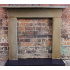 Victorian Fire Surround In Stone York Stone