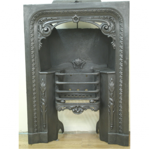 Regency Hob Grate In Cast Iron
