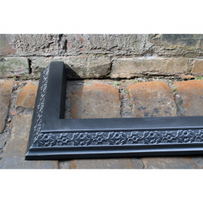 Victorian Fire Fender In Cast Iron