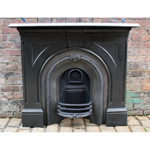 Arch Victorian Cast Iron Fire Surround Arch Surround