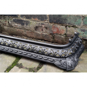 Reclaimed Cast Iron Fender