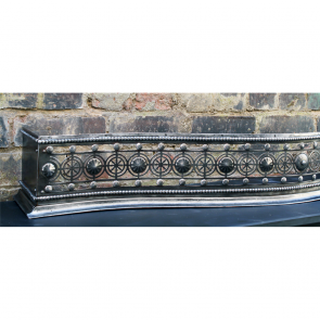 Georgian Steel Pierced Fender