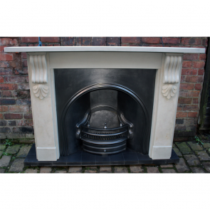 Victorian Sandstone Fire Surround Reclaimed Sandstone Fire Surround