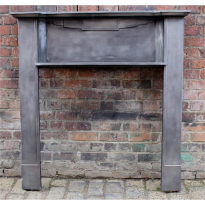 1920'S Fire Surround In Cast Iron