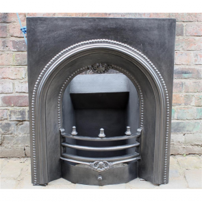 Reclaimed Antique Victorian Arched Grate