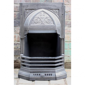 Victorian Canopy On Legs In Cast Iron