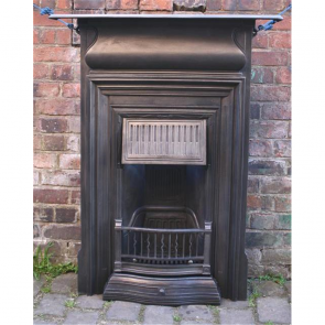 Edwardian Combination Fireplace