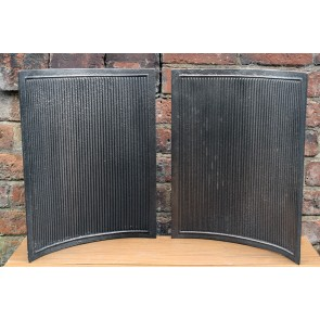 Antique fire panels