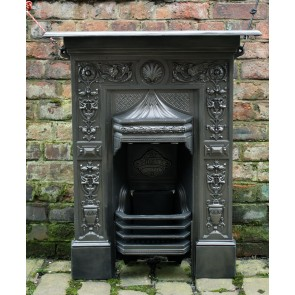 The Shell Combination Fireplace