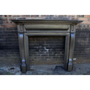 Cast Iron Reclaimed Victorian Fire Surround