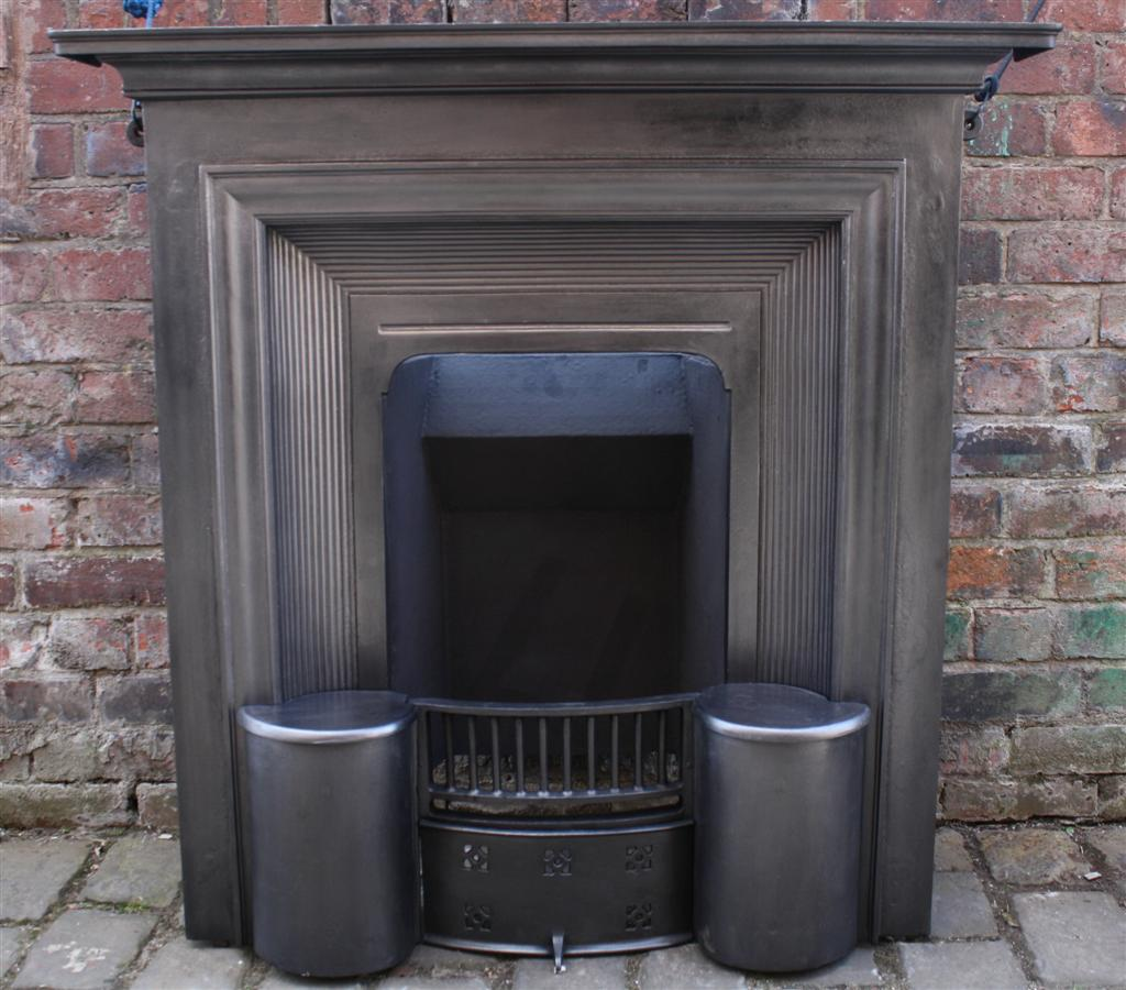 Edwardian Antique Fireplace